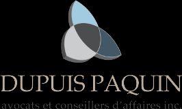 Dupuis Paquin Avocats et Conseillers daffaires Inc. Laval