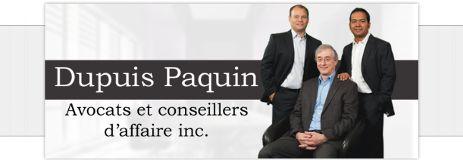 Foto de Dupuis Paquin Avocats et Conseillers daffaires Inc.