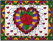 Fotos de Kim Rose Colored Glass